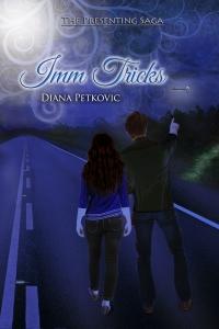 Custom Book Cover Diana Petkovic book 2 ebook