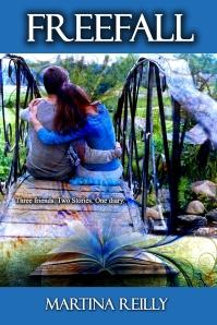 Custom Book Cover Martina Freefall ebook
